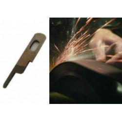 Affutage couteau de surjeteuse CARBURE