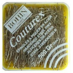 Epingles de couture couturex super-fines 30mm x 0.50mm BOHIN (500g)