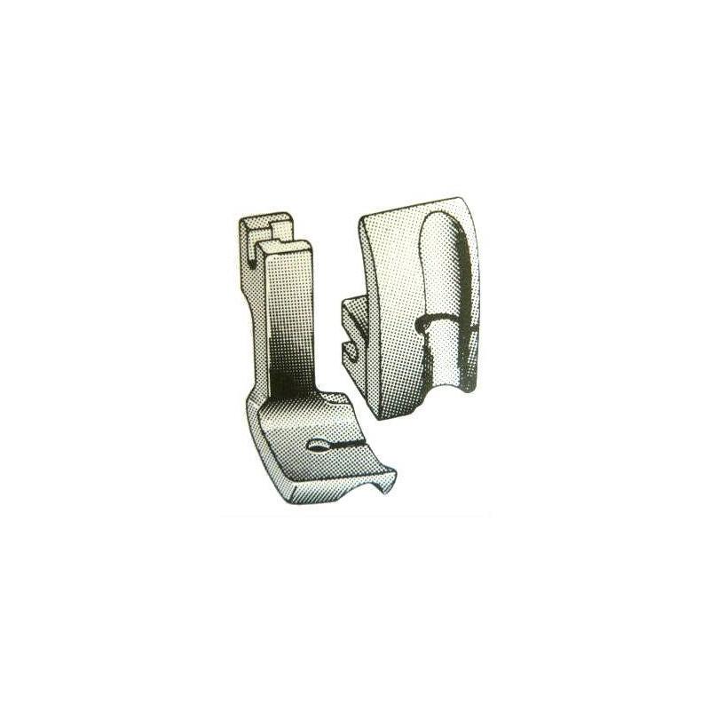 Pied pour pose de cordonnet P69R1/4 (6.4mm)