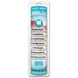 Rouleau d'ultra solvy avalon hydrosoluble MADEIRA