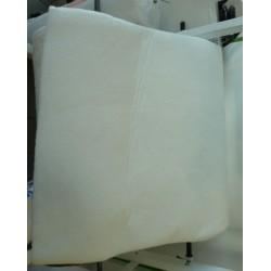 """Molleton Polyester """"Nuage"""" (larg : 2.50m) LONGUEUR AU CHOIX"""