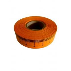 Centimètre adhésif orange droite/gauche