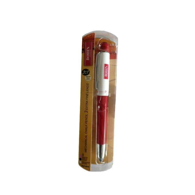 Crayon craie 3 mines en 1 extra fines BOHIN