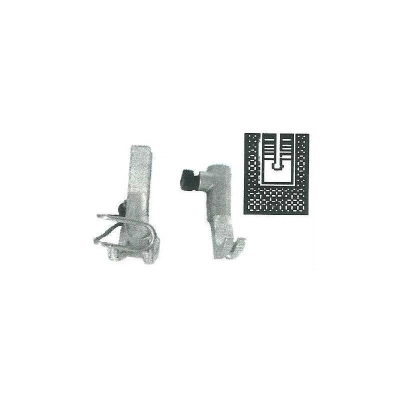 Kit pied standard ADLER 67