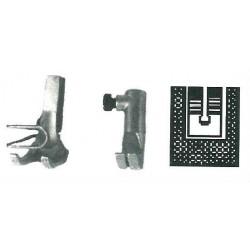 Kit pied standard ADLER 167