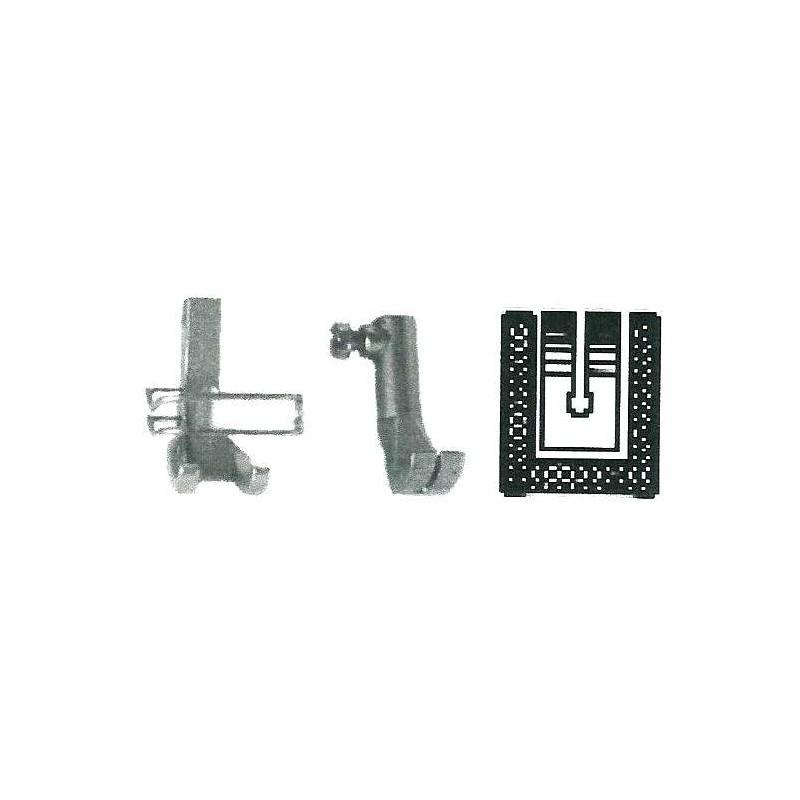 Kit pied standard ADLER 267