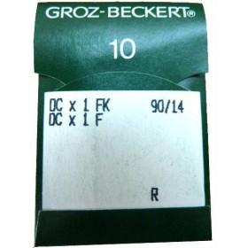 Aiguilles DCx1FK pour BABY LOCK (X10 aiguilles)