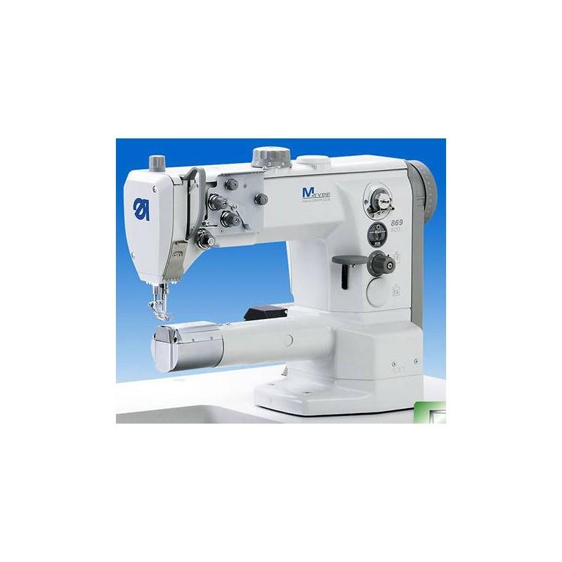 ADLER 869-180020 ECO - Machine a coudre gros canon non coupe fil