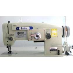 Machine a coudre zig zag double entrainement PR 2154 EUROREFREY