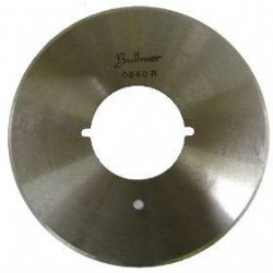 Lame BULLMER ronde Ø126mm