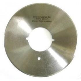 Lame WOLF BLAZER ronde Ø133.3mm