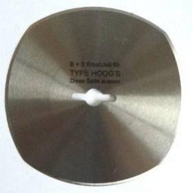 Lame circulaire coupe en bout 4 pans 110mm