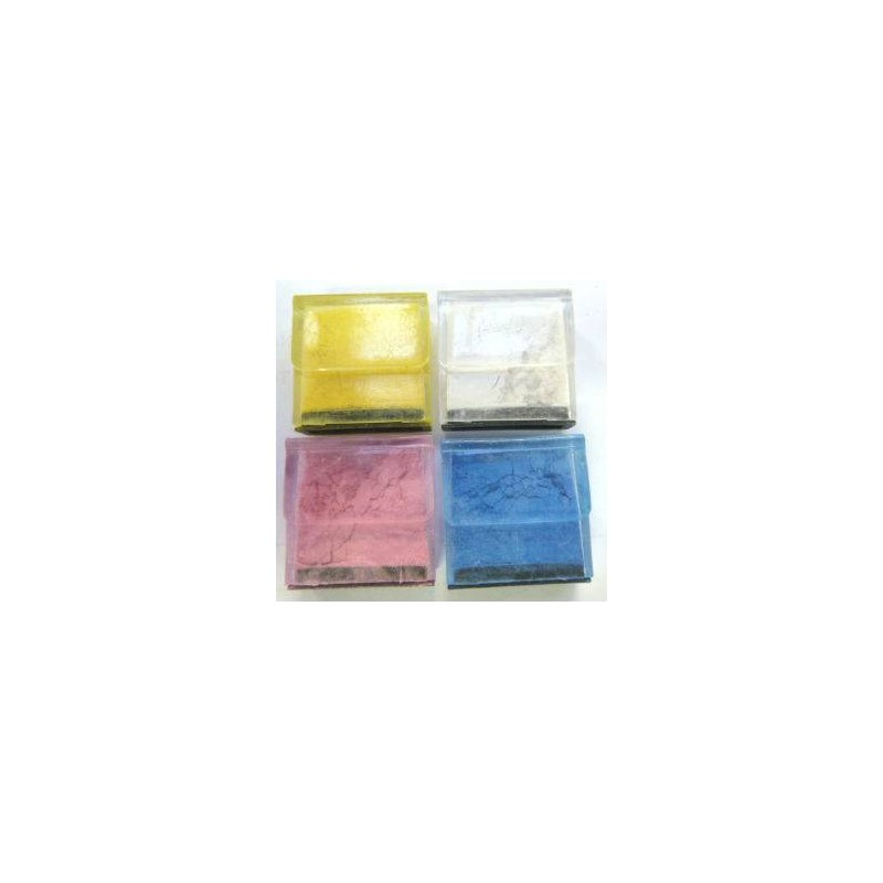 Recharge traceur a poudre (Bleu - Rouge - Jaune - Blanc)