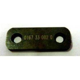 Couteau inferieur ADLER 167 / 867 réf 0867 330530 ( egal 0167 330020)