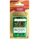 Epingles de couture tete de verre super fines (20 x 0.55mm) BOHIN