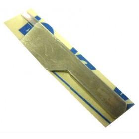 Couteau supérieur ADLER 367 / 467 / 767 réf 0367 330780