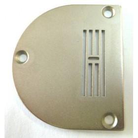 Plaque aiguille 4.5mm PFAFF 438 réf 91-058 217-24/002