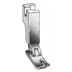 Pied articulé spécial fermeture avec languette P361 (2mm)
