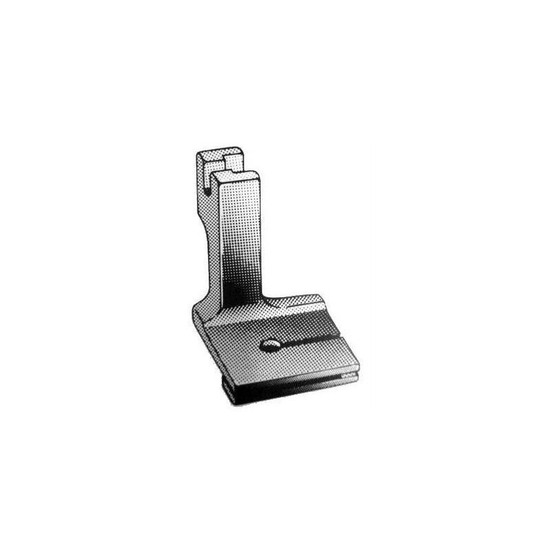 Pied fronceur P5W (10mm)