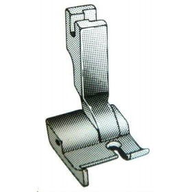 Pied escamotable P818L (12.7mm)