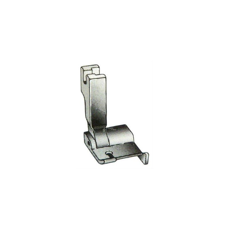 Pied escamotable P818 (12.7mm)
