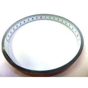 Centimètre adhésif en acier (3 mètres)
