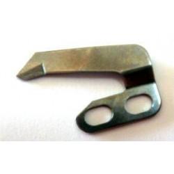 Couteau fixe JUKI DDL 5550 / 8700 / 9000 / 900 réf D2406555D0H