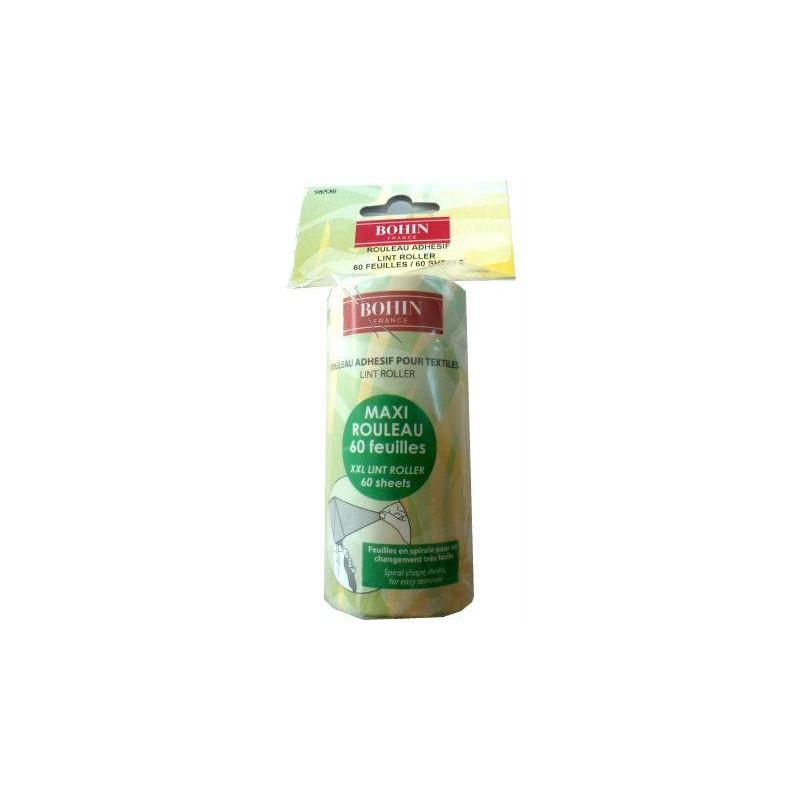 Recharge brosse adhésive BOHIN (rouleau de 60 feuilles)