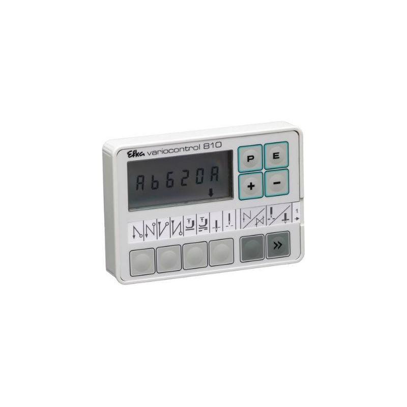 Panel EFKA variocontrôle V810