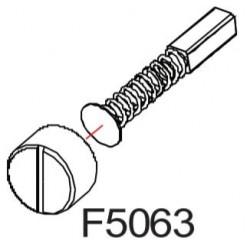 Bouchon de charbon RASOR F5063