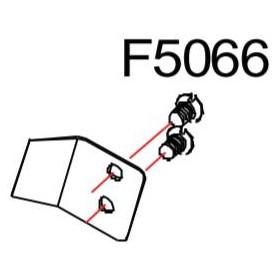 Vis racleur DS503 RASOR F5066