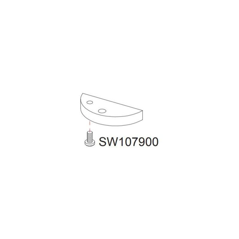 Vis support contre lame RASOR SW107900