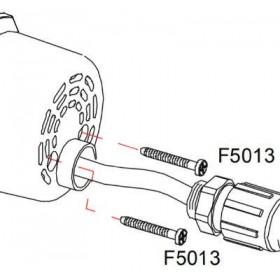 Vis fixation carter OPTIMA702 RASOR F5013
