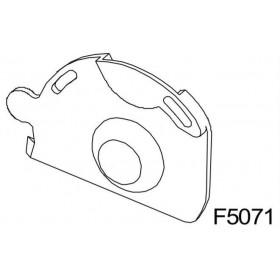 Carter plastique DS503 RASOR F5071