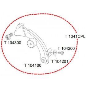 Carter complet D100 RASOR T1041CPL