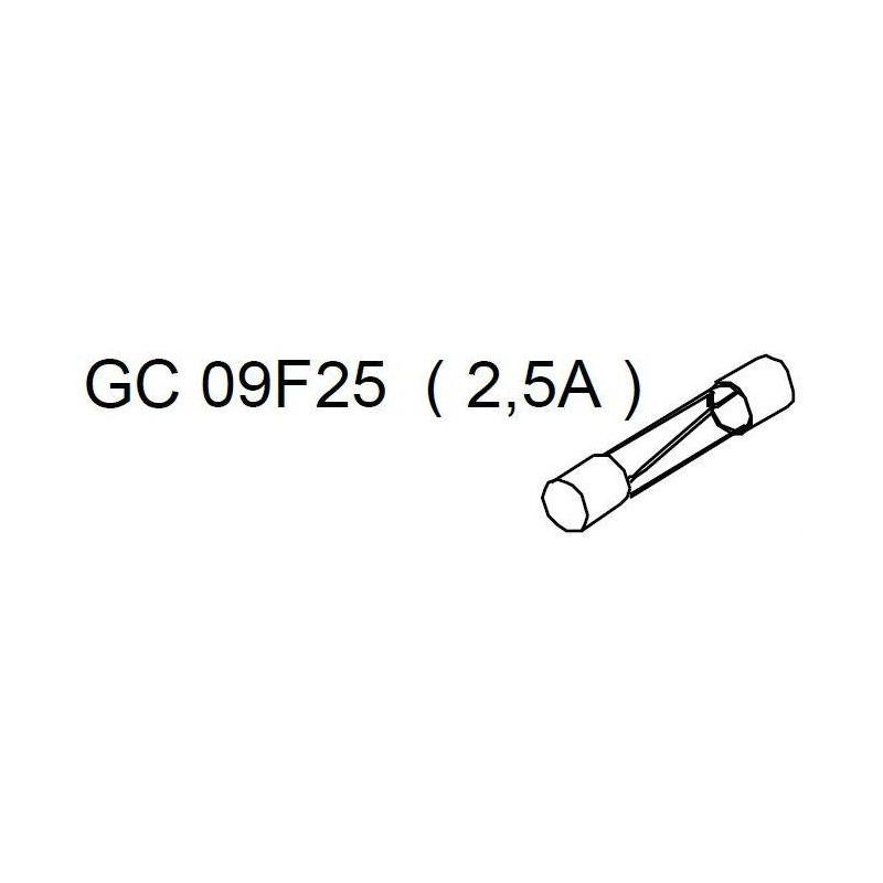 Fusible GREENCUTTER RASOR GC09F25