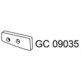 Contre lame GREENCUTTER RASOR GC09035