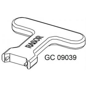 Clé démontage lame GREENCUTTER RASOR GC09039