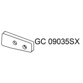 Contre lame gauche GREENCUTTER RASOR GC09035SX