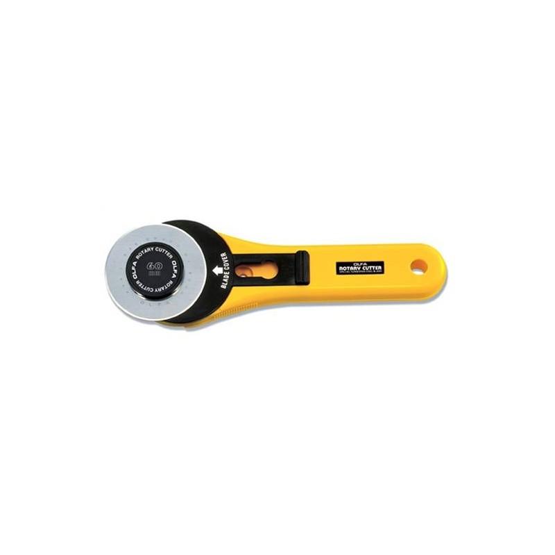 Cutter rotatif OLFA 60mm
