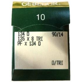 Aiguilles industrielles Groz-Beckert 134 D GEBEDUR  (X10 aiguilles