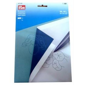 Papier carbone 2 feuilles 56 x 40cm PRYM