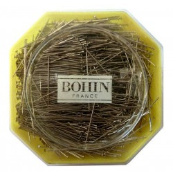 Epingles super fines 30 x 0.5mm (50g) BOHIN
