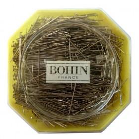 Epingles super fines 30 x 0.5mm (50g) BOHIN