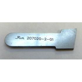 Couteau carbure RIMOLDI 207020-2-01
