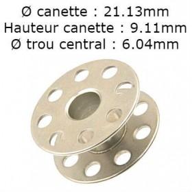 Canette a trou JUKI DDL8700 -DDL900A-DDL9000B