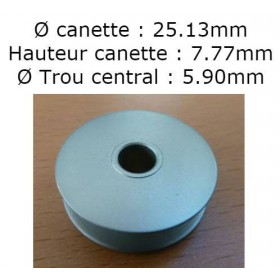 Canette BROTHER réf 159158051