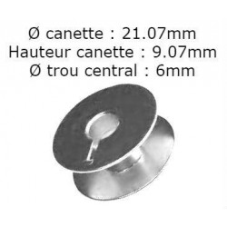 Canette standard juki/brother/mitsubishi 204230