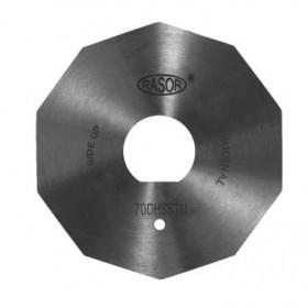 Lame RASOR 70DHSSTN Ø70mm OPTIMA703 - ZERO702