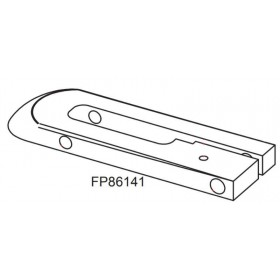 Plaque / Semelle pour RASOR FP861 réf FP86141